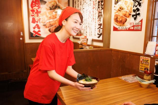 横浜家系ラーメン「壱角家」新宿5丁目店の画像・写真